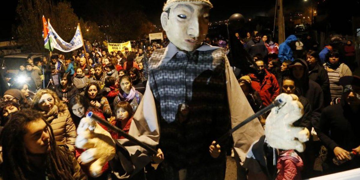 Marchas marcaron nueva jornada de movilización por crisis de la marea roja