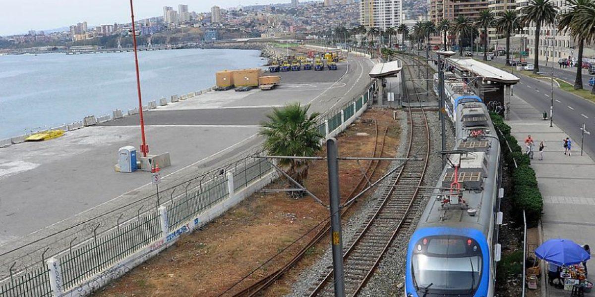 Tren entre Santiago y Valparaíso demoraría menos de una hora