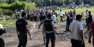 Al menos 3 muertos en un ataque con coche bomba contra la policía en Turquía