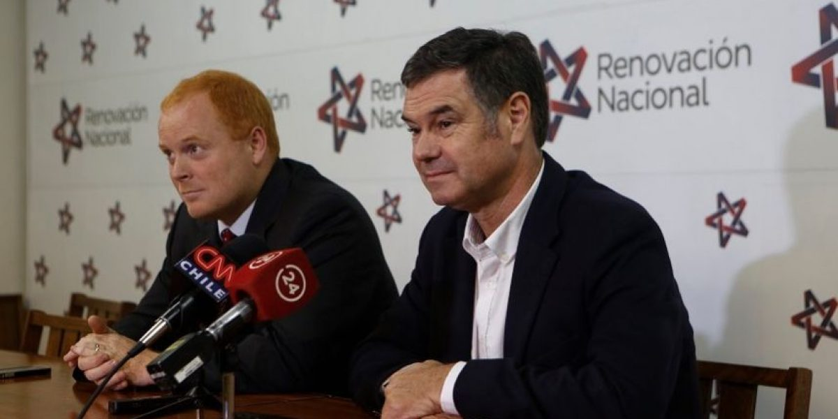 Proceso Constituyente: senador Ossandón pide a Chile Vamos participar de cabildos