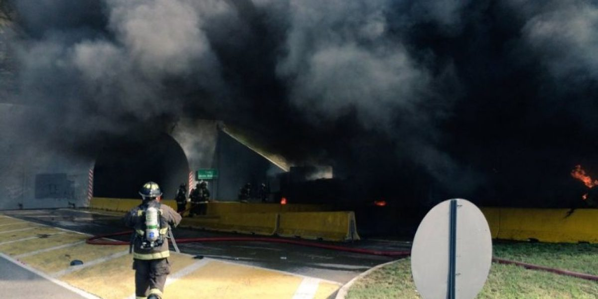 Aumentan a seis las víctimas fatales por accidente múltiple en región de Valparaíso