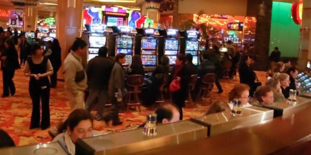 Ingresos de casinos en marzo superan los $25 mil millones