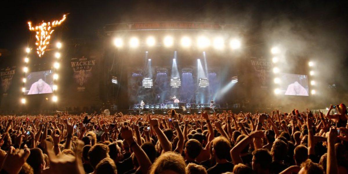 Rammstein y The Offspring encabezan artistas del RockOut Fest 2016