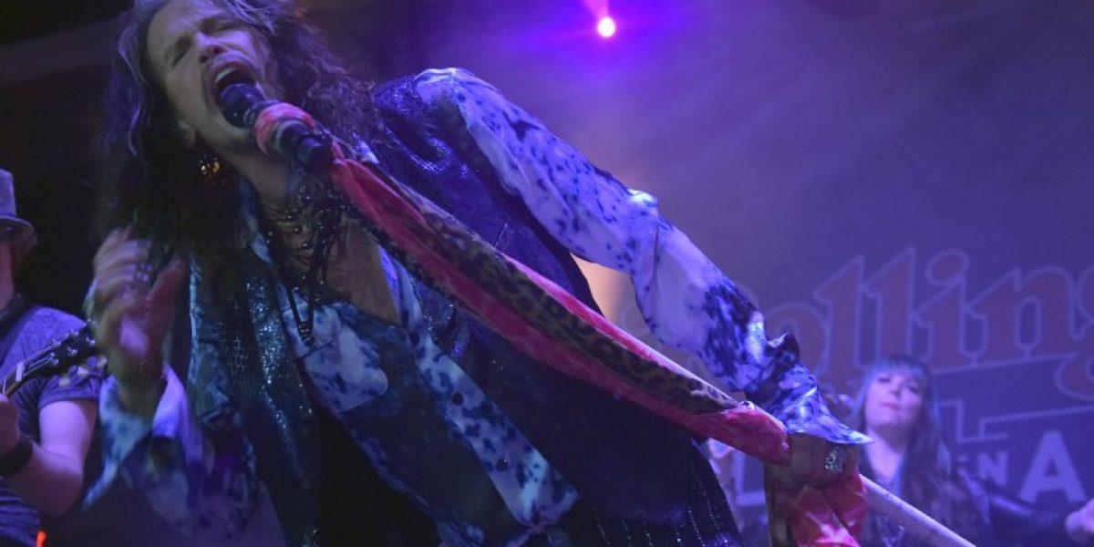 ¡Atención fanáticos! Aerosmith agenda concierto en Chile