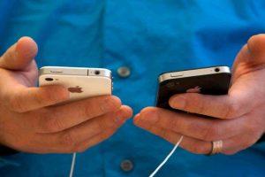 """Con la actualización a iOS 9.3 llegó un """"bug"""" para ver las fotos de su iPhone. Foto:Getty Images. Imagen Por:"""