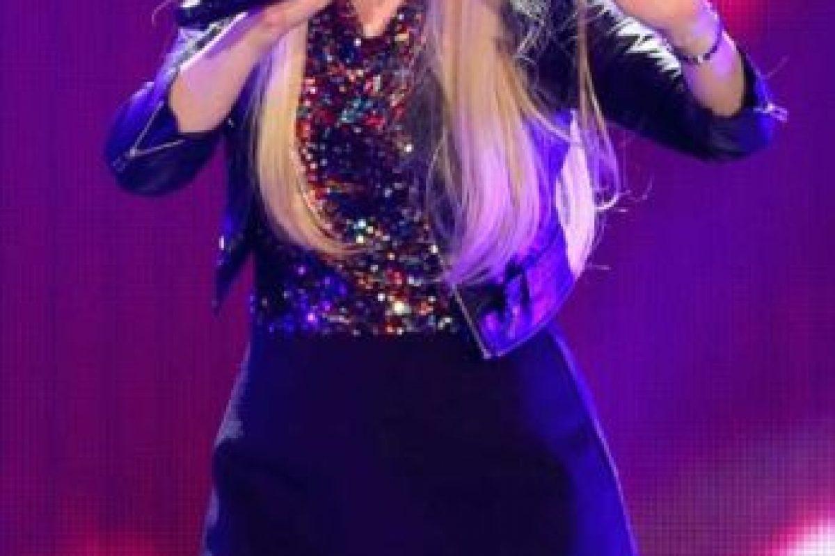 En 2014 ganó el premio American Music Award como mejor nueva artista del año. Foto:Getty Images. Imagen Por: