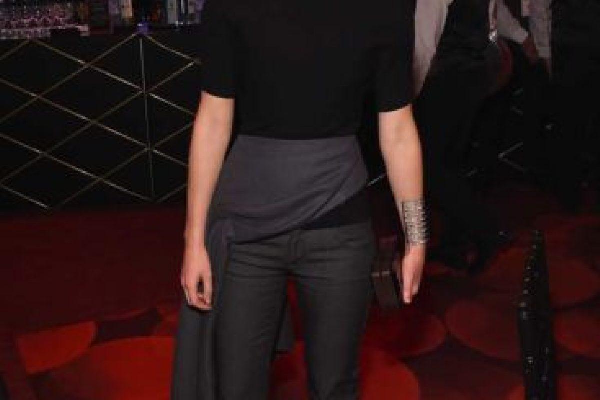 Es considerada una de las actrices más bellas, pero Daniel Radcliffe y Rupert Grint detestaron sus besos Foto:Getty Images. Imagen Por: