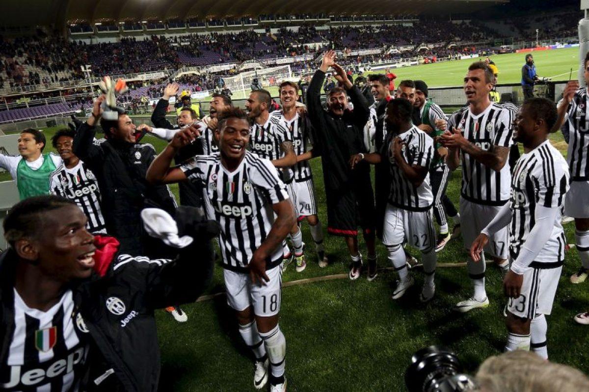 Juventus Foto:Getty Images. Imagen Por: