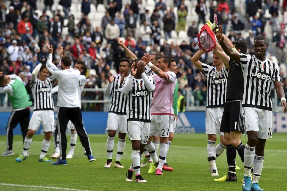 Monarca de la Serie A Foto:Getty Images. Imagen Por: