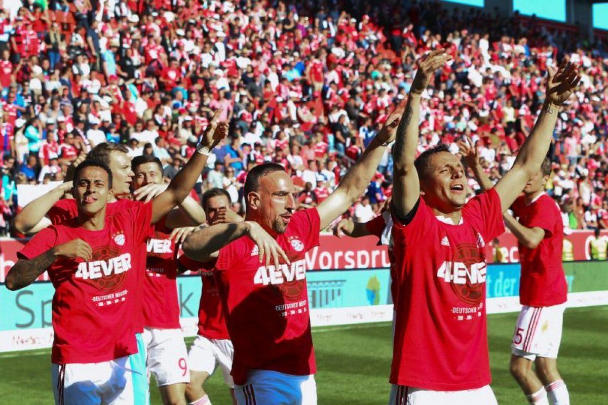 Bayern Múnich Foto:Getty Images. Imagen Por: