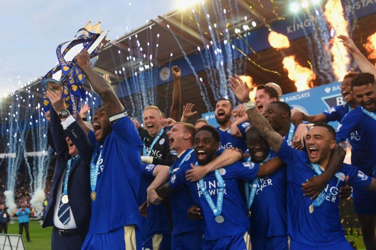 Así celebraron los títulos en Europa: Foto:Getty Images. Imagen Por: