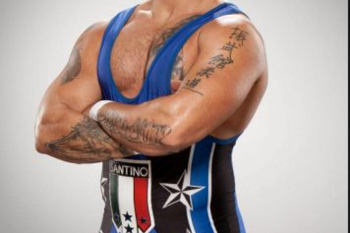 Santino Marella Foto:WWE. Imagen Por: