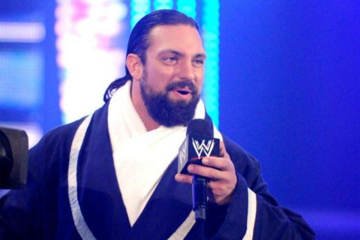 Damien Sandow Foto:WWE. Imagen Por: