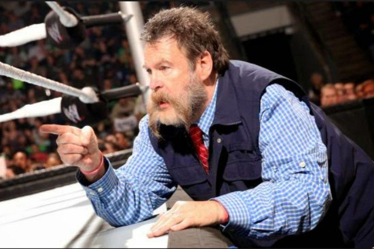 Zeb Colter Foto:WWE. Imagen Por: