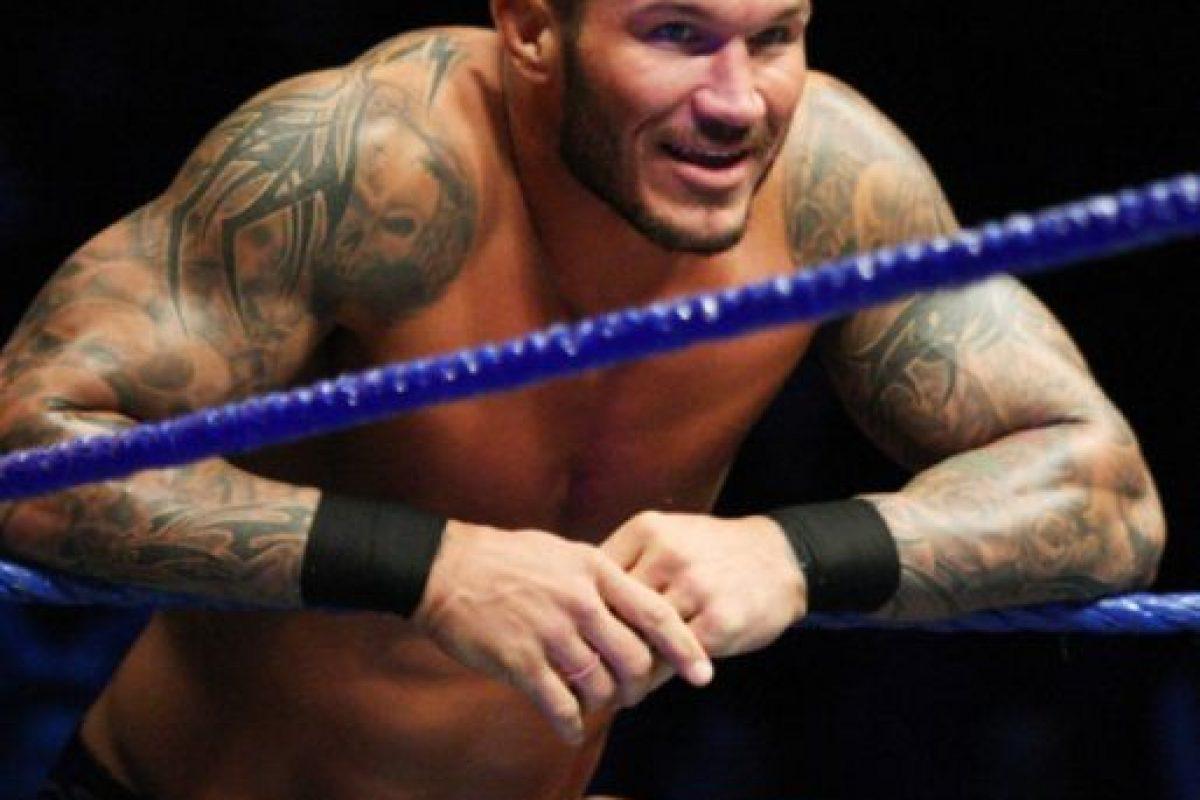 4. Randy Orton Foto:WWE. Imagen Por:
