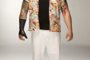 3. Bray Wyatt Foto:WWE. Imagen Por: