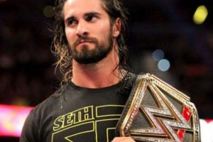 2. Seth Rollins Foto:WWE. Imagen Por: