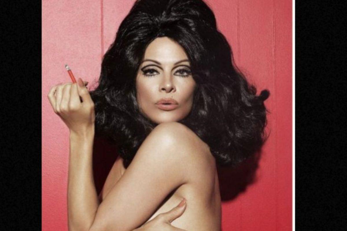 Y ella sigue posando para Playboy. Foto:vía Getty Images. Imagen Por: