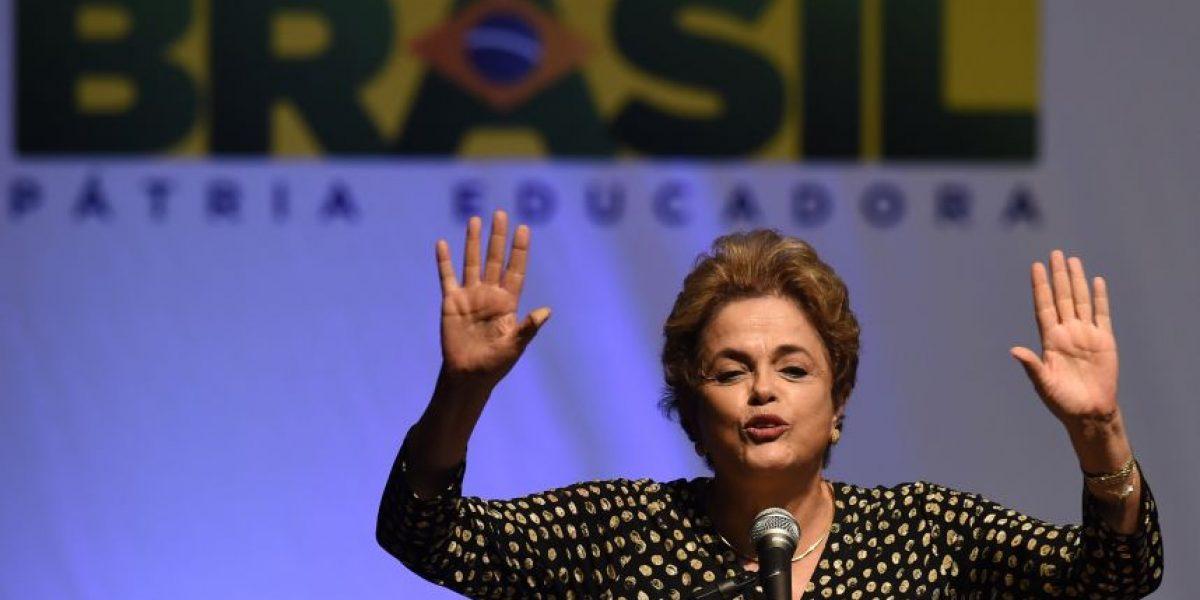 Dilma Rousseff a horas de quedar fuera del poder en Brasil