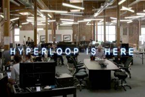 """""""Hyperloop está aquí"""" Foto:Hyperloop. Imagen Por:"""