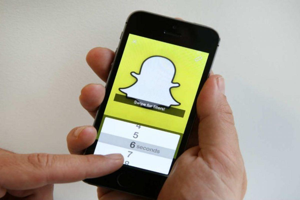 Esta red social es completamente visual. Foto:Getty Images. Imagen Por: