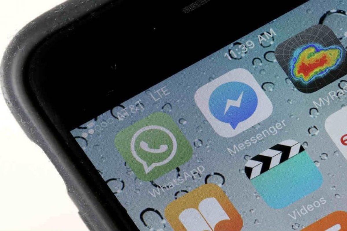 Ya que los mensajes viajan encriptados. Foto:Getty Images. Imagen Por: