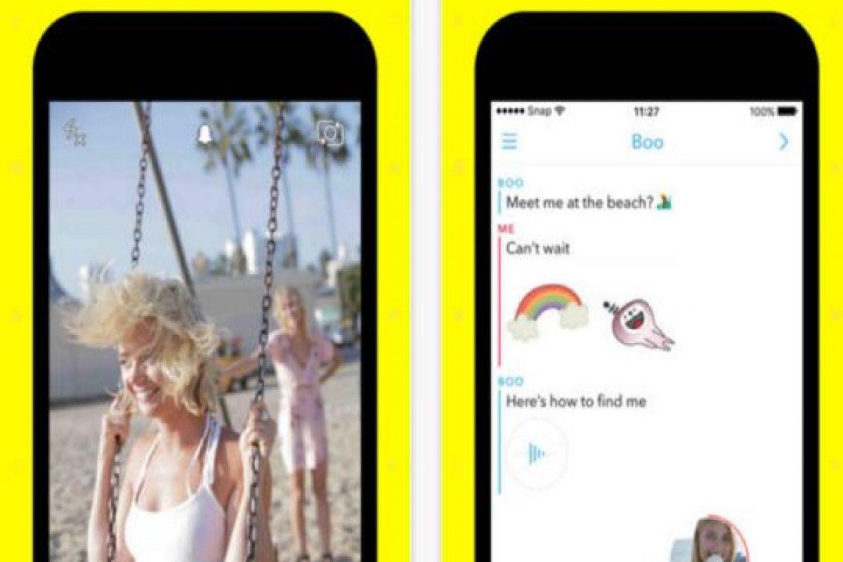 La puntuación es la forma de demostrar la popularidad de un perfil. Foto:Snapchat. Imagen Por:
