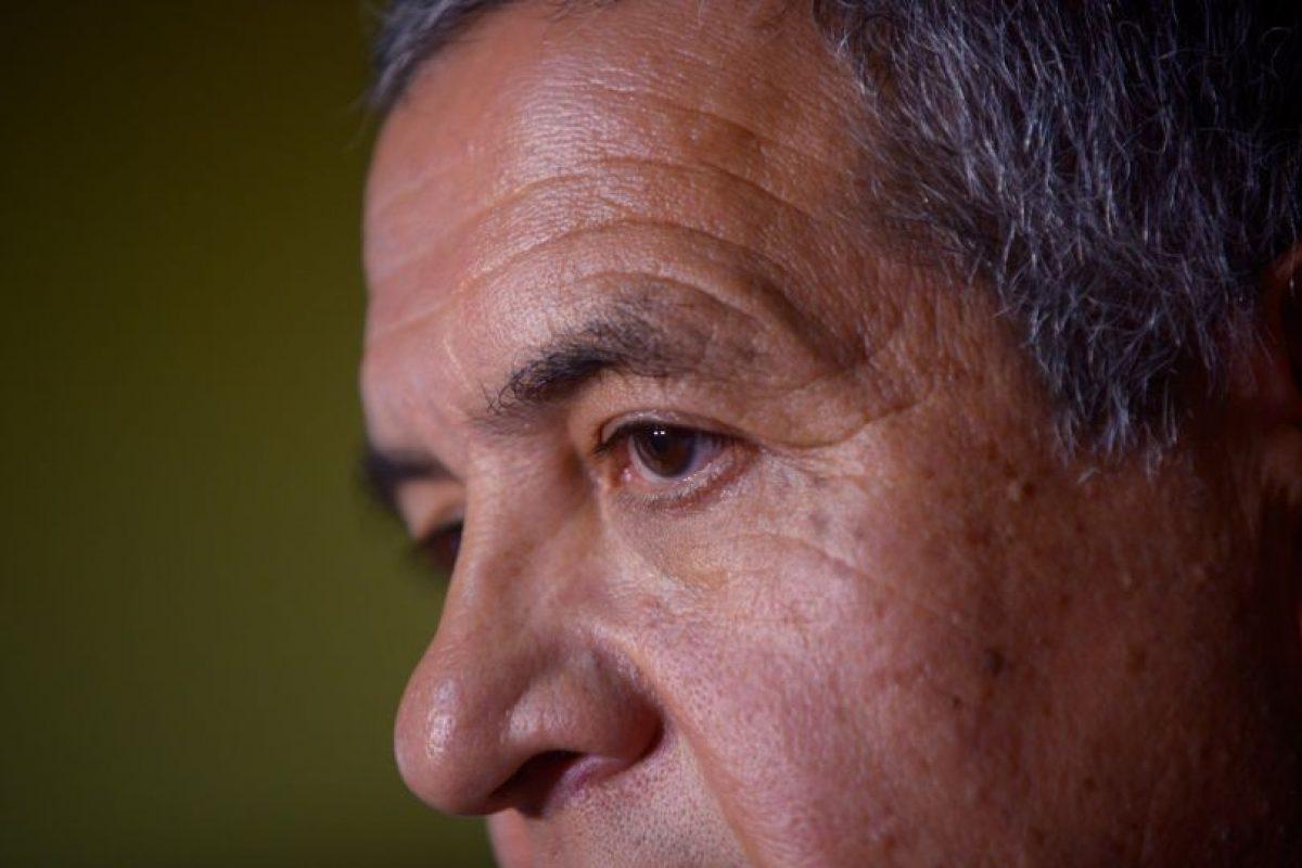 Juez Mario Carroza Foto:Agencia Uno. Imagen Por: