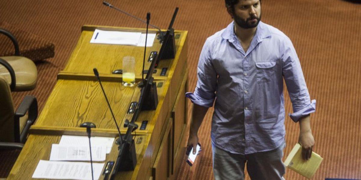 """La aplaudida intervención de Boric por conflicto en Chiloé: """"Es una lucha del capital contra la humanidad"""""""