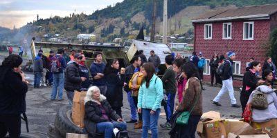 Crisis por marea roja: escasez de medicamentos y pañales desechables afecta a Chiloé