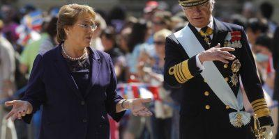 """Bachelet por gira a Suecia: """"Ha representado una oportunidad para fortalecer nuestra colaboración"""""""