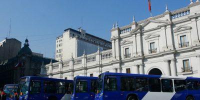 Operador del Transantiago anuncia demanda contra el Gobierno por incumplimiento de contrato