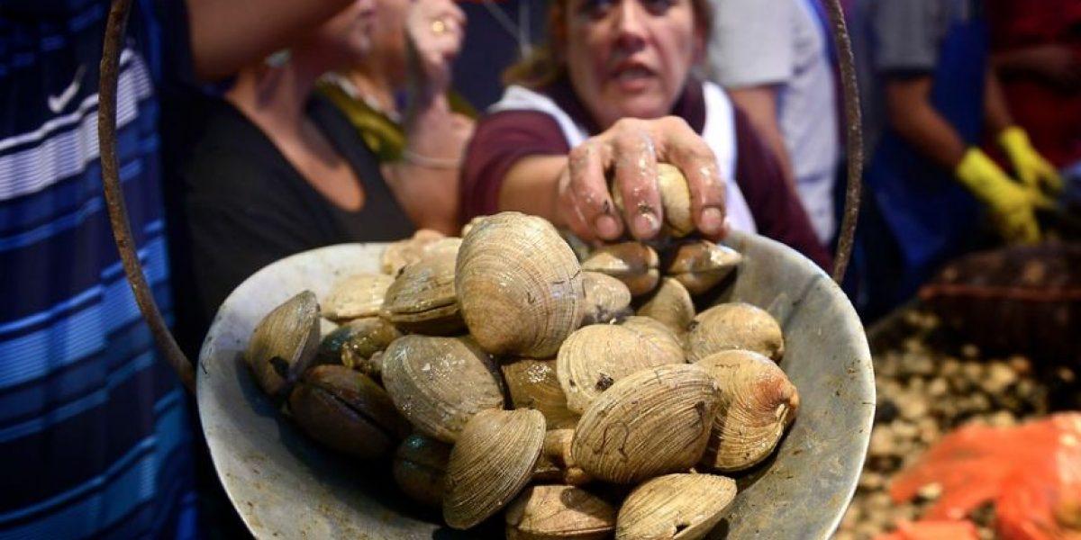 Marea Roja: comerciantes capitalinos protestarán por la baja de consumo de pescados y mariscos