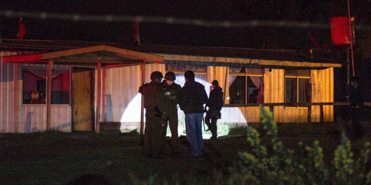 Cañete: allanamiento termina con un carabinero y dos comuneros mapuche heridos