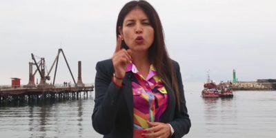 Alcaldesa de Antofagasta se cansó de Evo Morales: