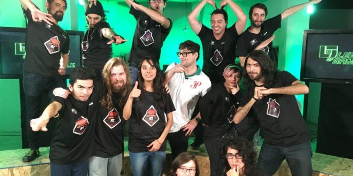 Comienza segunda temporada de programa que busca al mejor gamer de Chile
