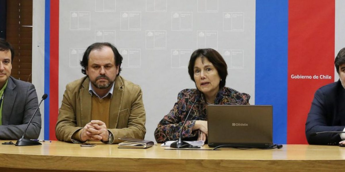 Región de Los Ríos: Gobierno extiende alerta sanitaria por ampliación de Marea Roja