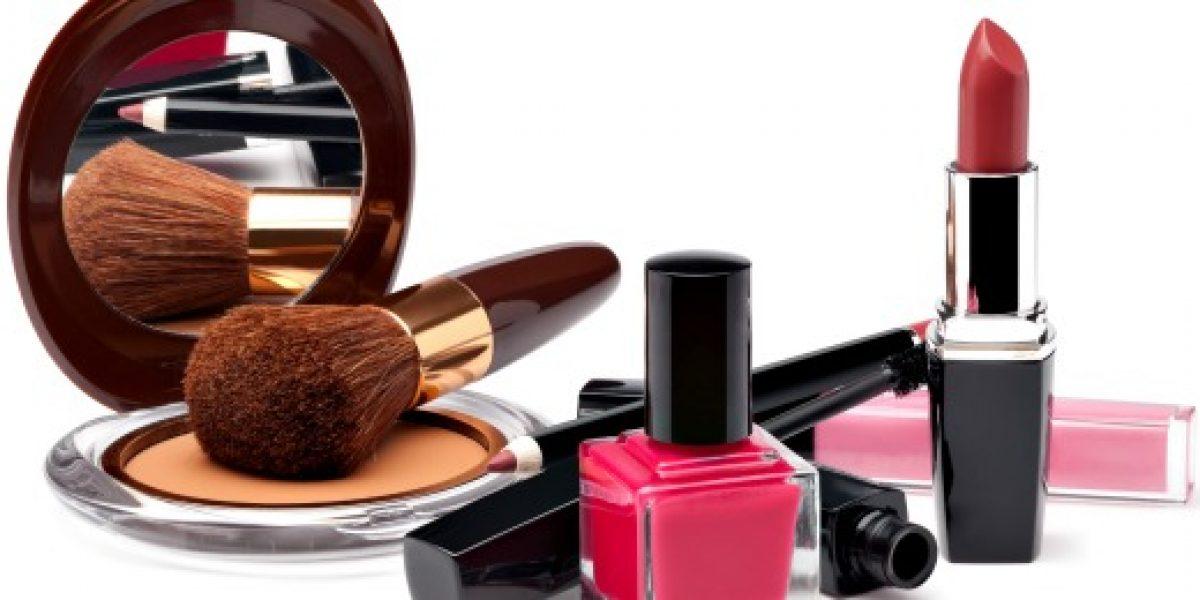 Maquillaje lidera el contrabando de productos cosméticos