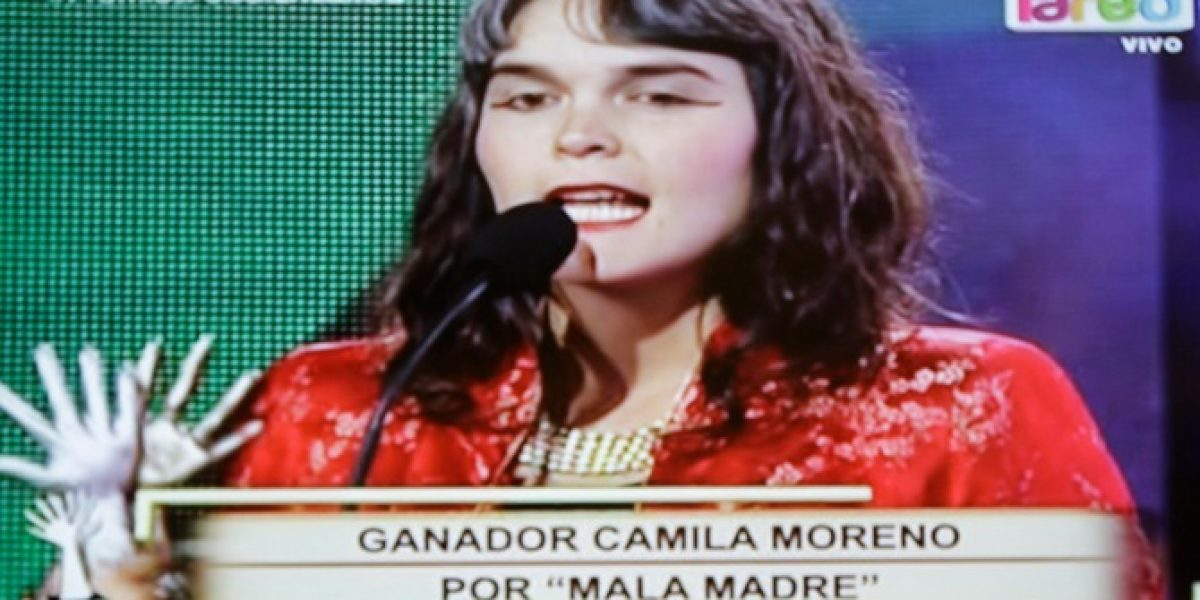 Camila Moreno fue la gran triunfadora de los Pulsar 2016