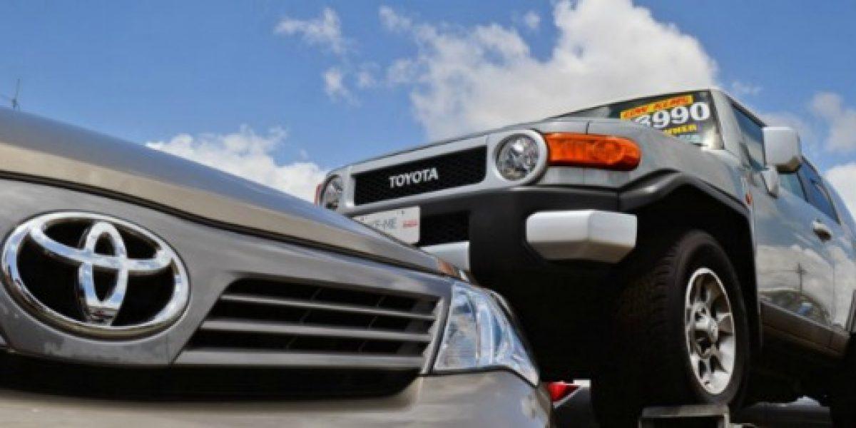 Toyota logró un beneficio récord en 2015 pero prevé un retroceso para este año