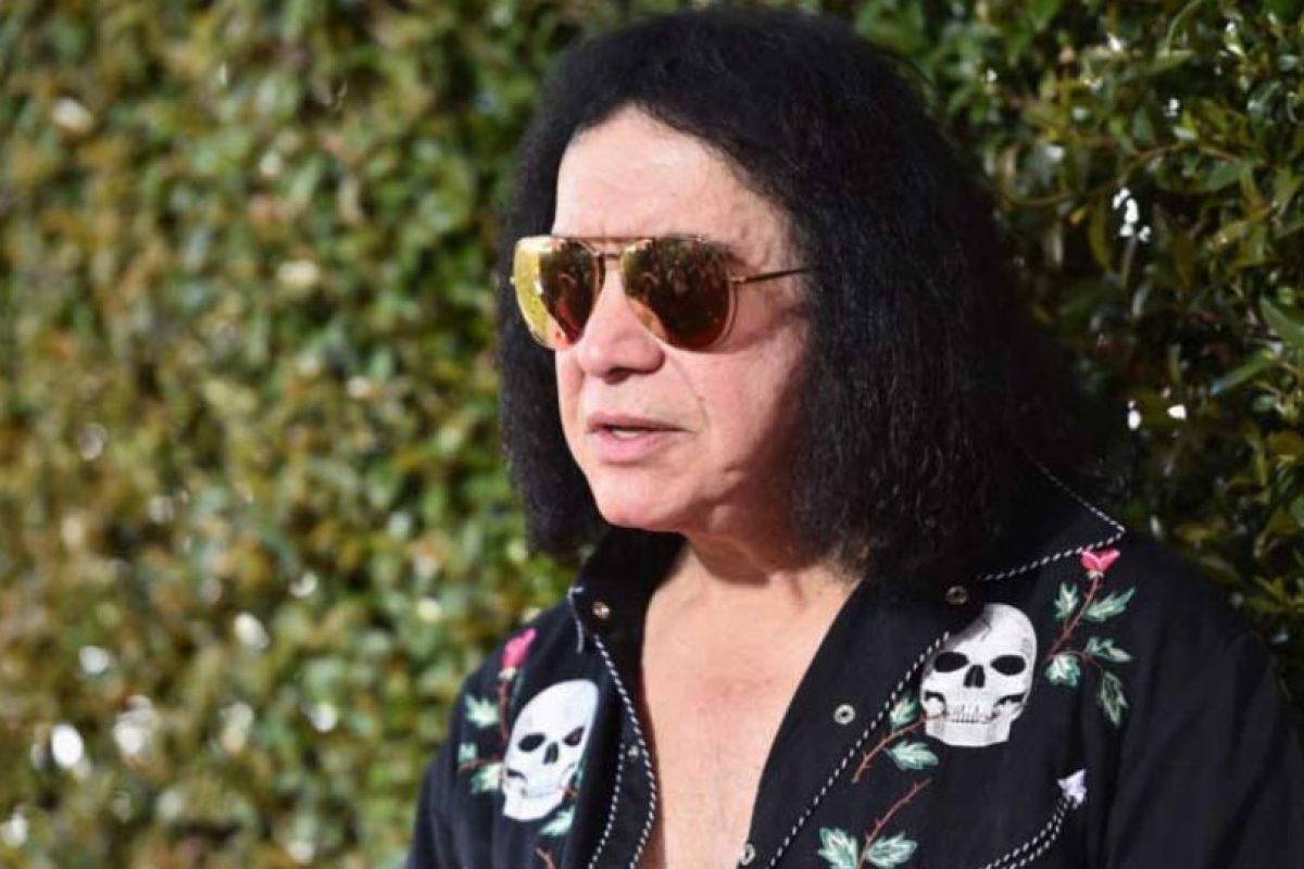 El bajista de Kiss se ganó el despreció de los usuarios de las redes sociales. Foto:Getty Images. Imagen Por:
