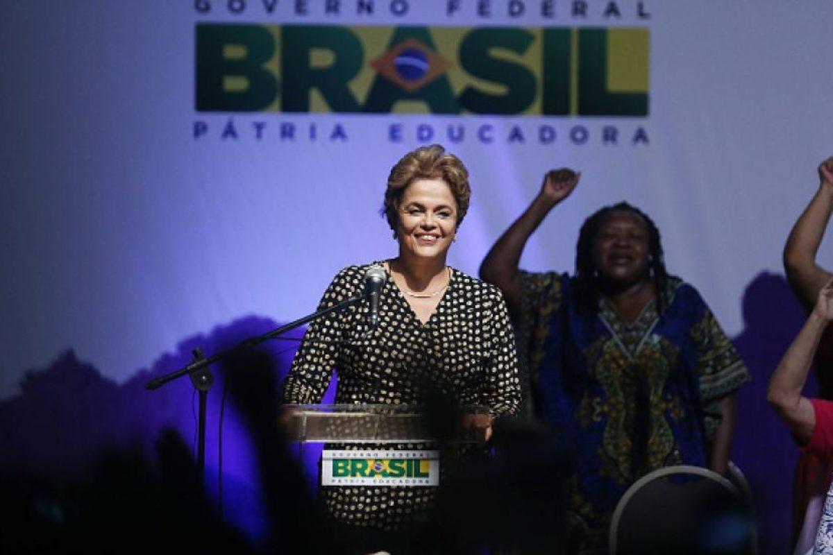 Se vota en el Senado el juicio político a Dilma Rousseff Foto:Getty Images. Imagen Por: