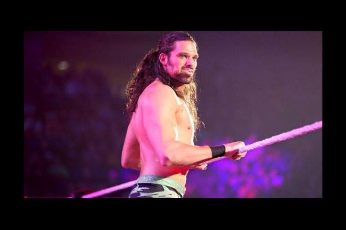 Forma parte de WWE desde 2012 Foto:WWE. Imagen Por: