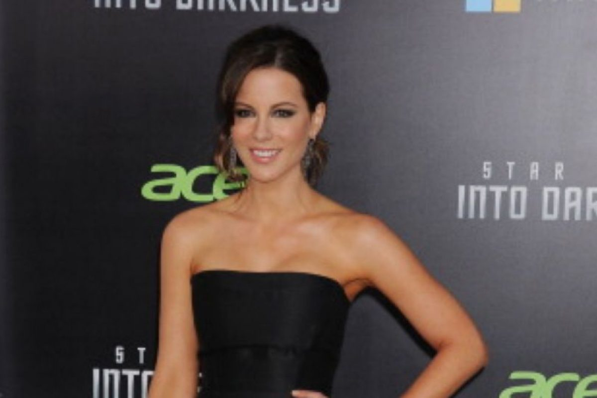 Perfecta arriba, Kate Beckinsale. Foto: vía Getty Images. Imagen Por: