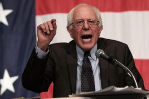 Sanders gana, pero no se acerca. Foto:vía Getty Images. Imagen Por: