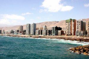 EL delito fue registrado en la ciudad de Antofagasta. Foto:Wikipedia.org. Imagen Por:
