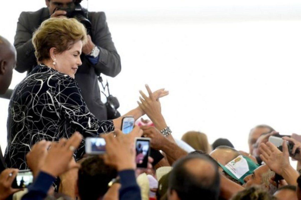 La mandatarias llegó al poder en enero del 2011. Foto:AFP. Imagen Por: