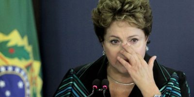Senado de Brasil suspende temporalmente de sus funciones a la presidenta Dilma Rousseff