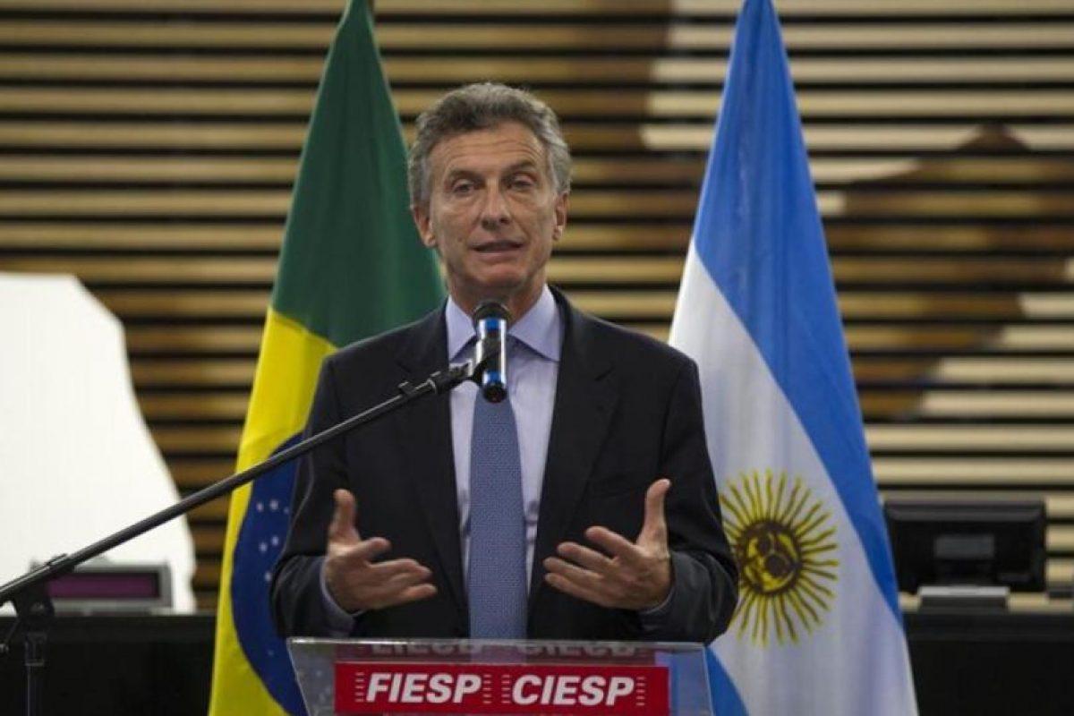Mauricio Macri. Foto:Efe. Imagen Por: