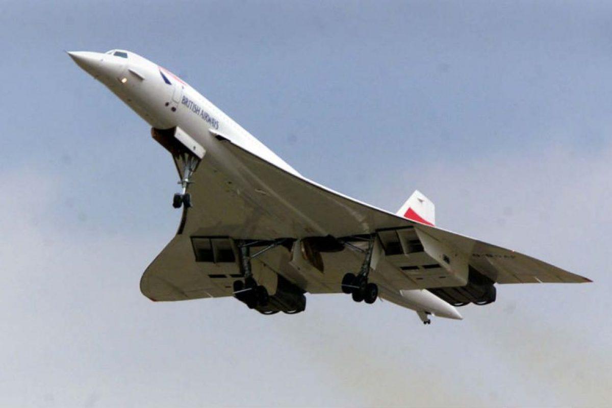 En 1974 se realizó el vuelo civil más rápido de la historia sobre el Atlántico Norte. Foto:Getty Images. Imagen Por: